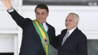 Photo of Bolsonaro convida Temer para chefiar missão humanitária no Líbano