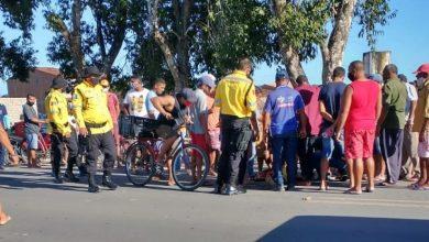 Photo of Motociclista fica ferido após ser atingido por veículo na AL 220 em Campo Alegre