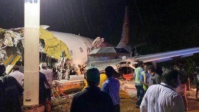 Photo of Avião se parte em dois durante pouso na Índia e deixa 17 mortos