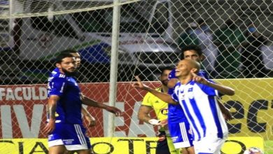 Photo of Com técnico interino, CSA vence o Cruzeiro e deixa a lanterna da Série B: 3 a 1