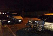 Photo of Três veículos se envolvem em acidente e uma pessoa fica ferida na AL 110 em Arapiraca.