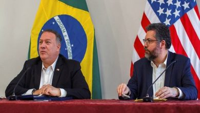 Photo of Visita de secretário de Estado dos EUA ao Brasil gera crise com Rodrigo Maia