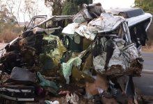 Photo of Batida frontal entre caminhão e van deixa 12 mortos e 1 ferido na BR-365, em Patos de Minas