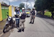 Photo of Ação do BPRv recolhe 'cinquentinhas' com escape adulterado na AL 450 em Anadia