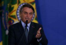 Photo of Marco Aurélio suspende depoimento presencial de Bolsonaro em inquérito sobre acusações de Moro
