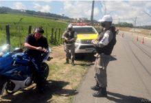 Photo of Condutor embriago é preso pelo BPRV em operação Lei Seca no Agreste