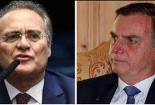 Photo of Renan: Bolsonaro e Ernesto Araújo feriram a Constituição ao se submeterem a Trump