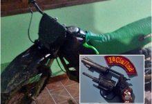 Photo of 1ª Cia Independente apreende motocicleta e arma de fogo em Anadia