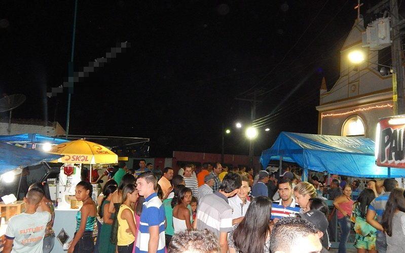 Festa Santa Luzia - Tapera