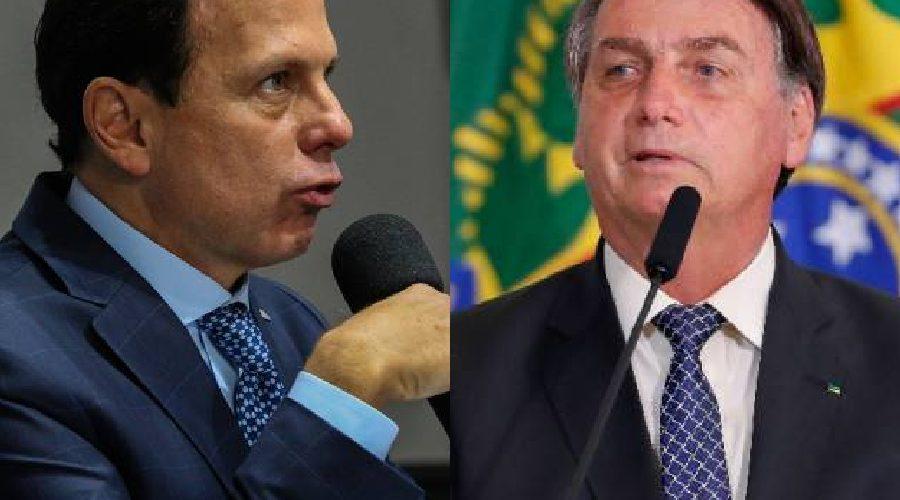 Doria-e-Bolsonaro