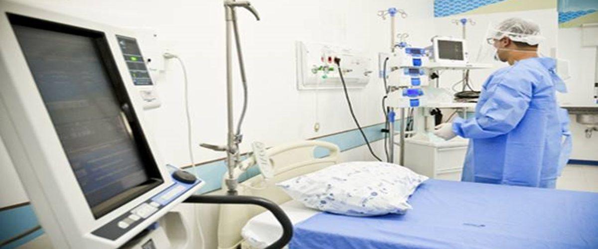 Leito-de-UTI-para-pacientes-com-Covid-19-—-©-Reproducao