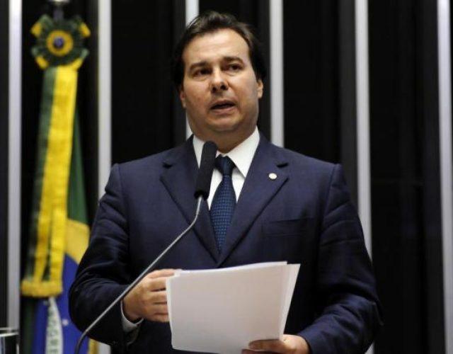 Rodrigo Maia -