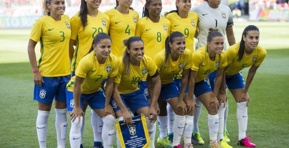 SELEÇÃO FEMININA
