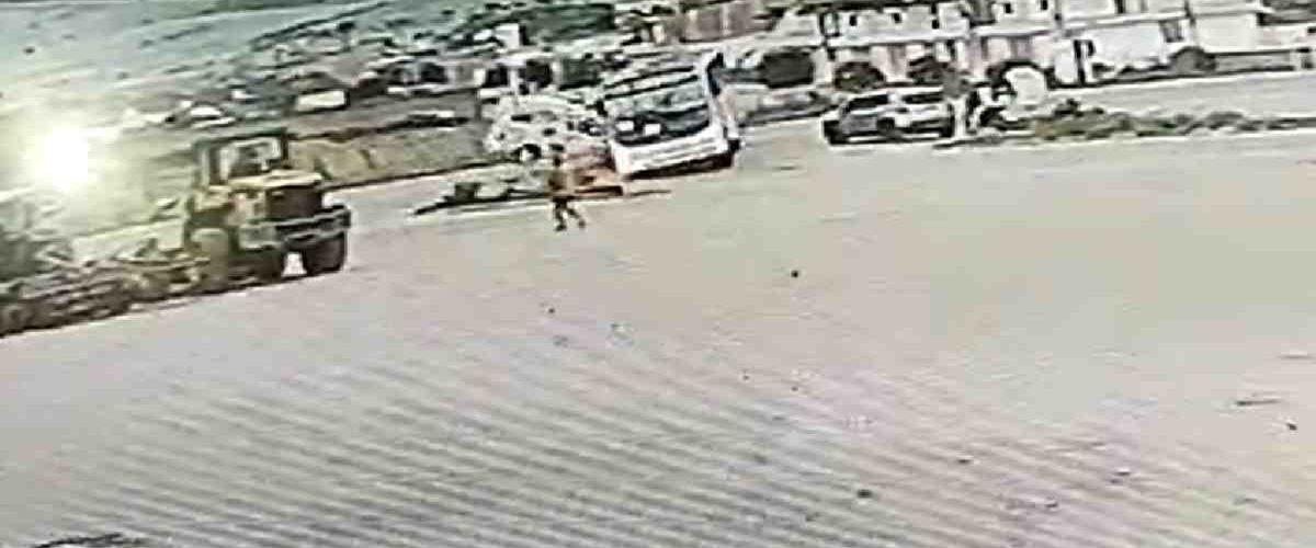 Video-mostra-colisao-entre-ambulancia-e-onibus-em-Uniao-dos-Palmares-—-©-ReproducaoVideo