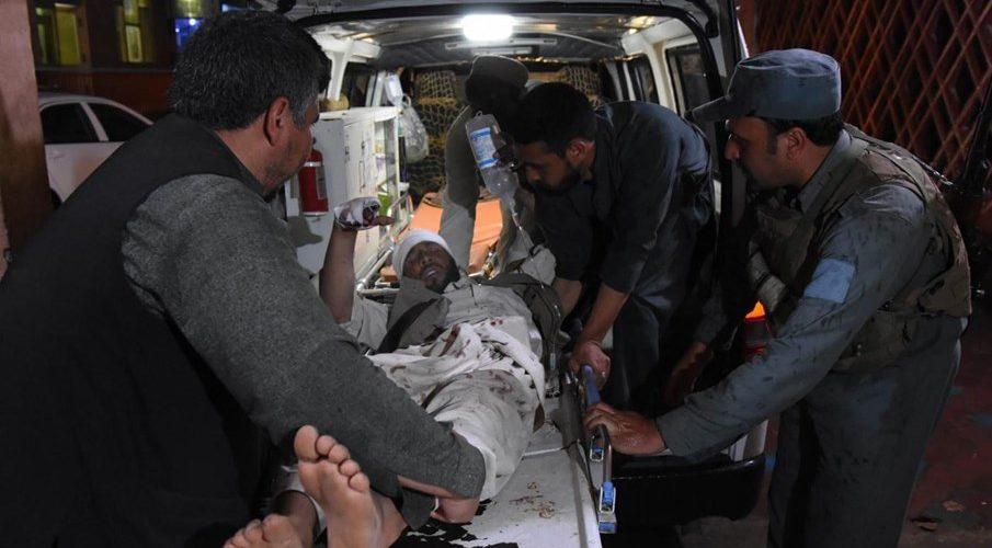 atentados afeganistao