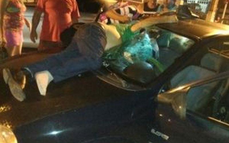 condutor bebado