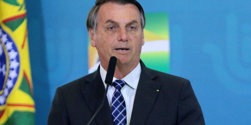 Presidente Jair Bolsonaro participa da Cerimônia de Comemoração ao Dia Internacional do Voluntariado.