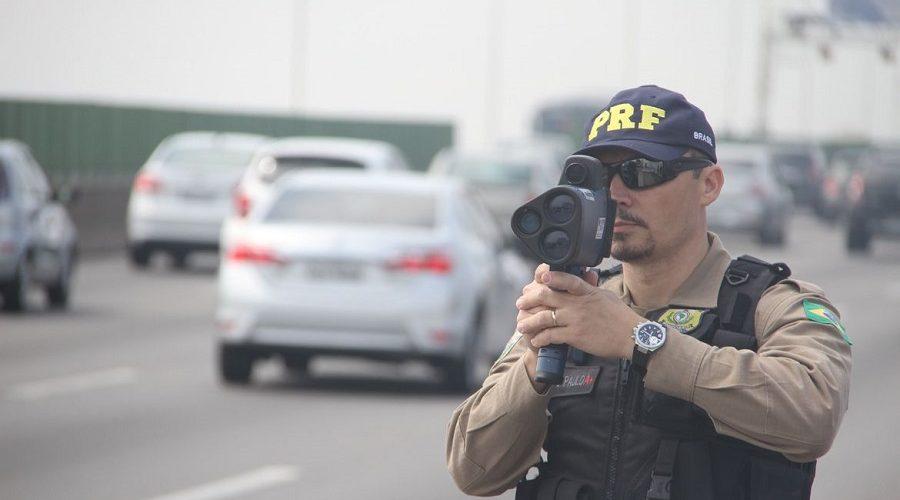 Operações da Polícia Rodoviária Federal (Divulgação/PRF)