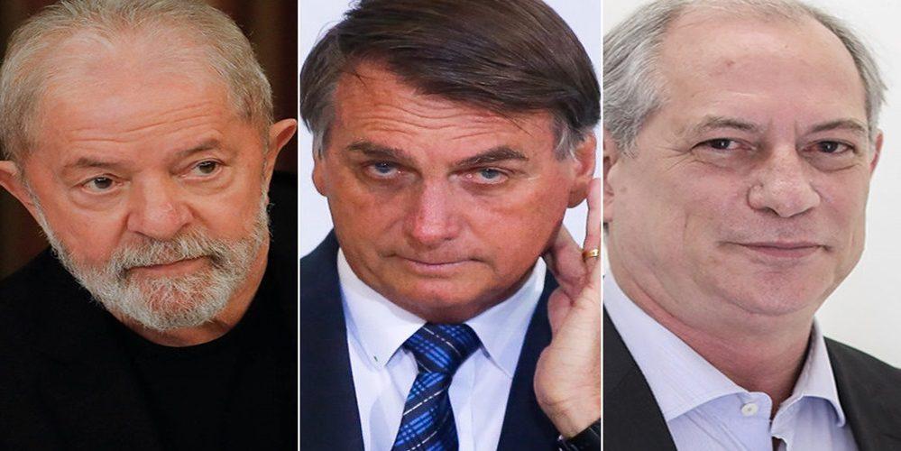 Presidente Jair Bolsonaro com os presidentes eleitos do Senado, Rodrigo Pacheco e da Câmara dos Deputados, Arthur Lira. Sérgio Lima/Poder360 03.02.2021